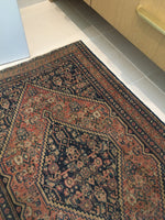 2'1 x 3'1 Antique Senneh / Small Persian Rug (#817)