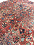 10x14 antique Persian Mahal (Reserved for Sarah)