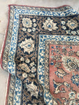 10x14 antique Persian Yazd Rug (#1027)