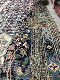 10 x 12 Antique 1880's Persian Mashhad