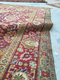 4'6 x 6'6 Antique Turkish Kayseri (#1040ML)