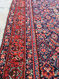 3' x 12'2 Antique Persian Mahal Runner