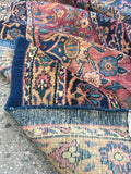14'7 x 19'7 Antique Persian Kerman Rug (#1420) / 15 x 20 vintage rug