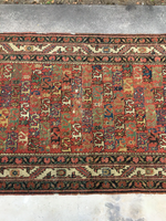 3'3 x 17' Antique Persian Runner