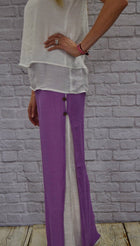 Sanibel Pants (Lavender)