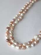 Luminescence Pearl Necklace