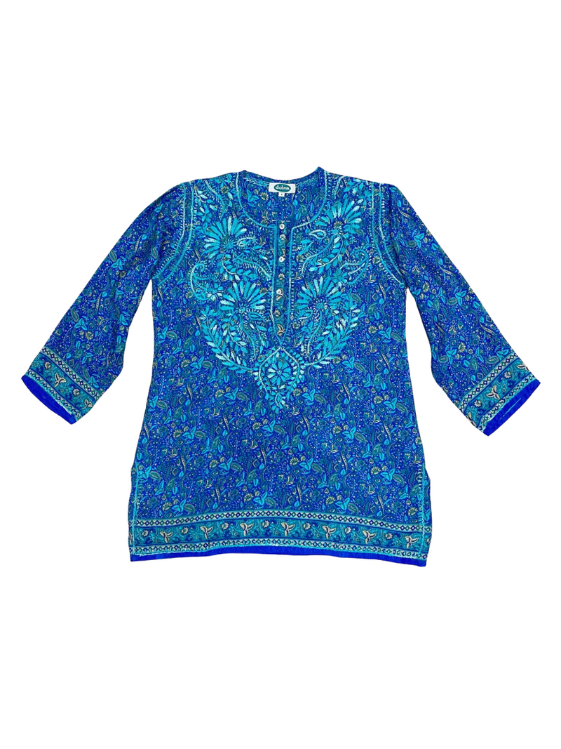 Dolma Hand Embroidered Tunic