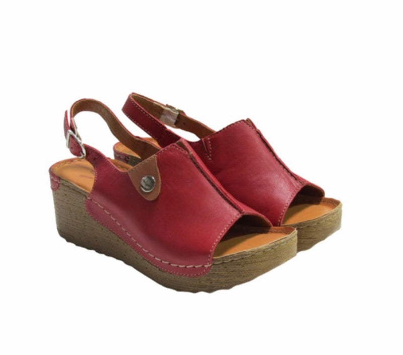 V Italia Wedge Sandal