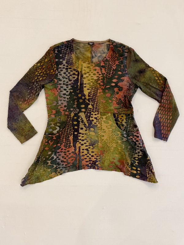 Autumn  Walk Tunic