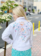 Wildflower Denim Jacket