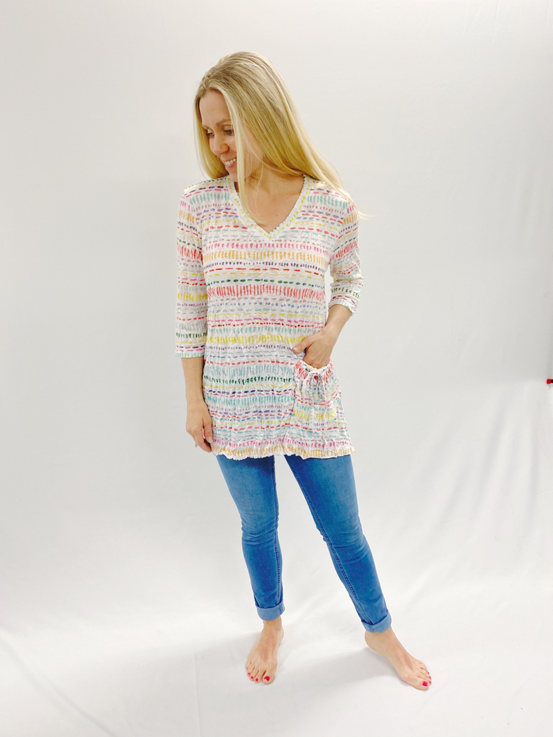 Dot Candy Tunic