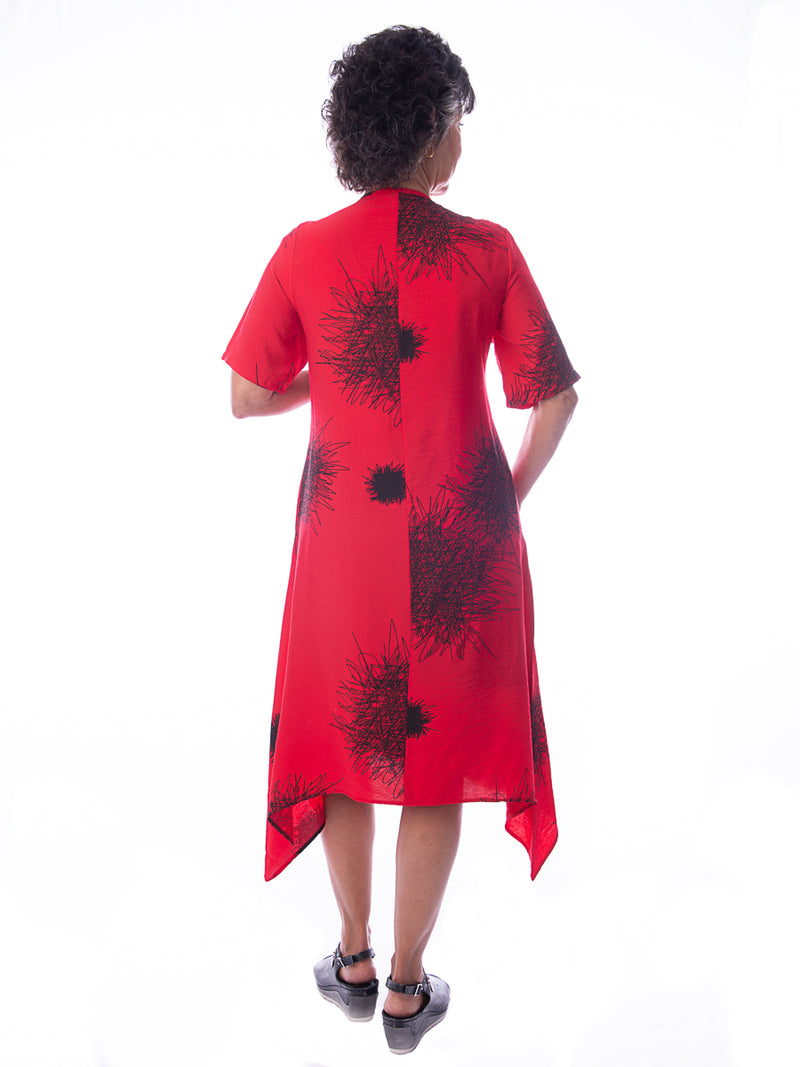 Red Firecracker Dress