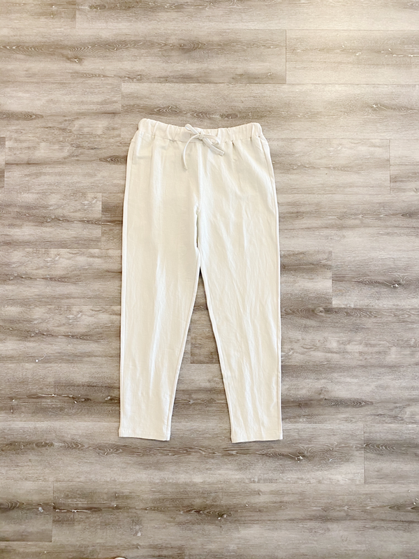 Everyday Linen Pant