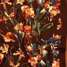 Blooming Orchid Silk Scarf