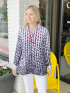 Paris Walk Shana Tunic