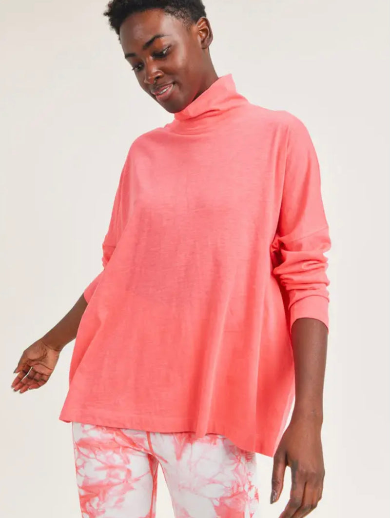 Bliss Cotton Pullover