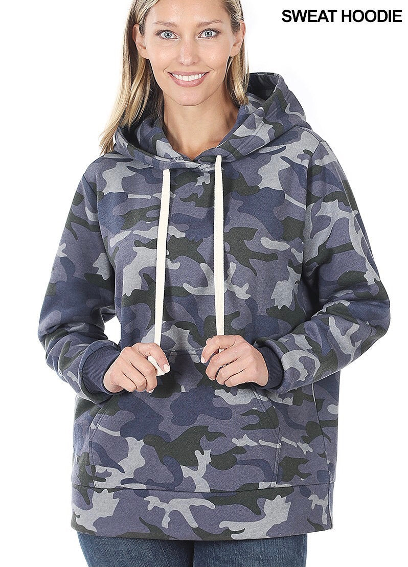 Dusty Camo Sweatshirt