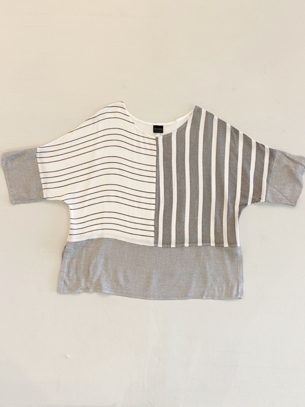 Blissful Super Soft Stripe Top