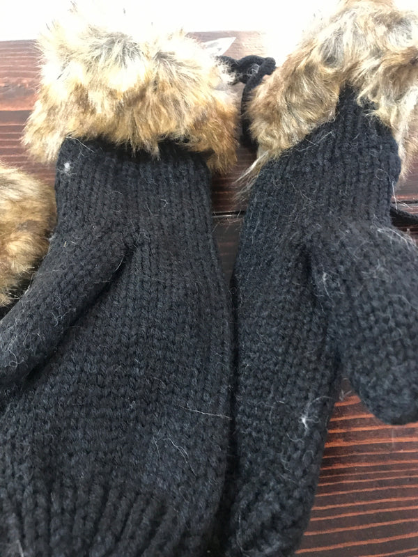 Furry Mittens