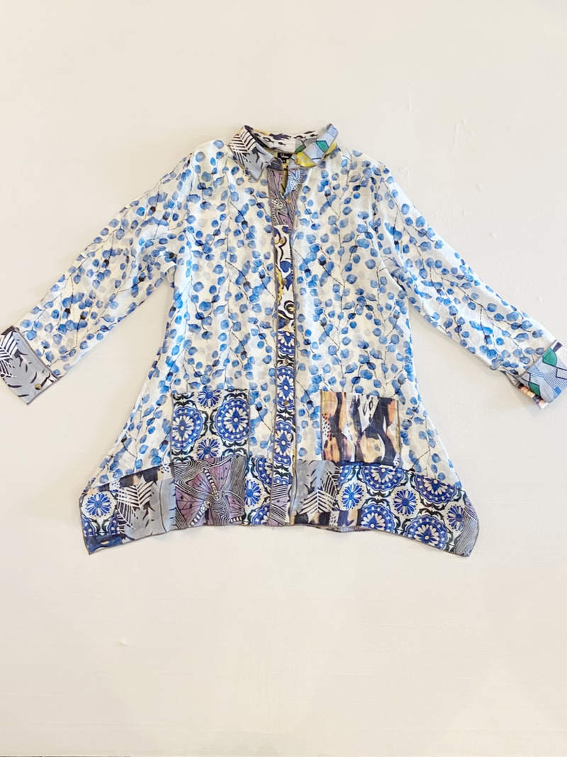 Provence Dream Blouse