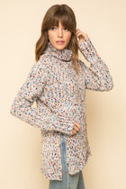 Multi Dot Sweater
