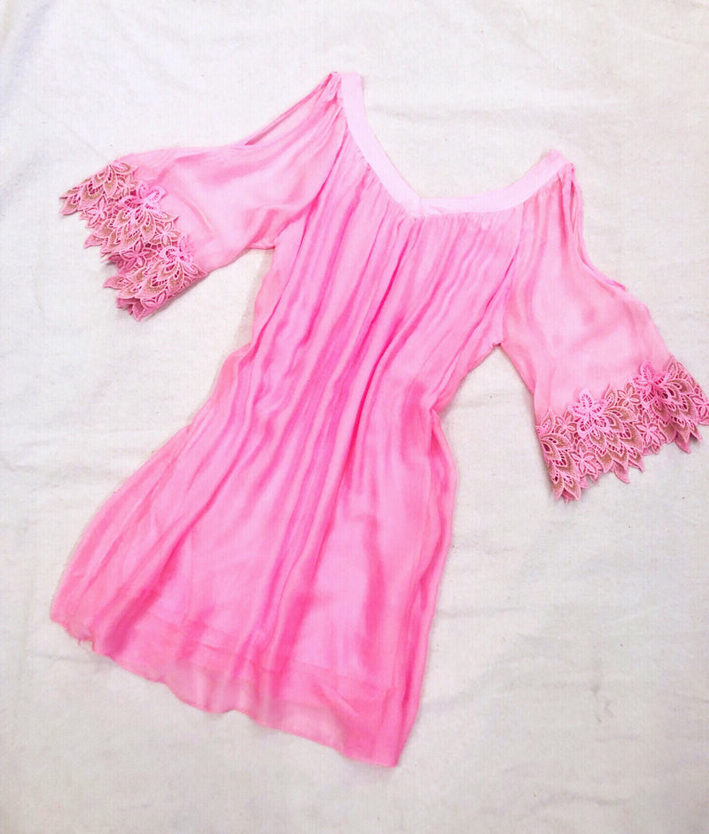 Pink Paris Dress