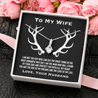 Wife Doe Of My Dream Alluring Beauty Necklace