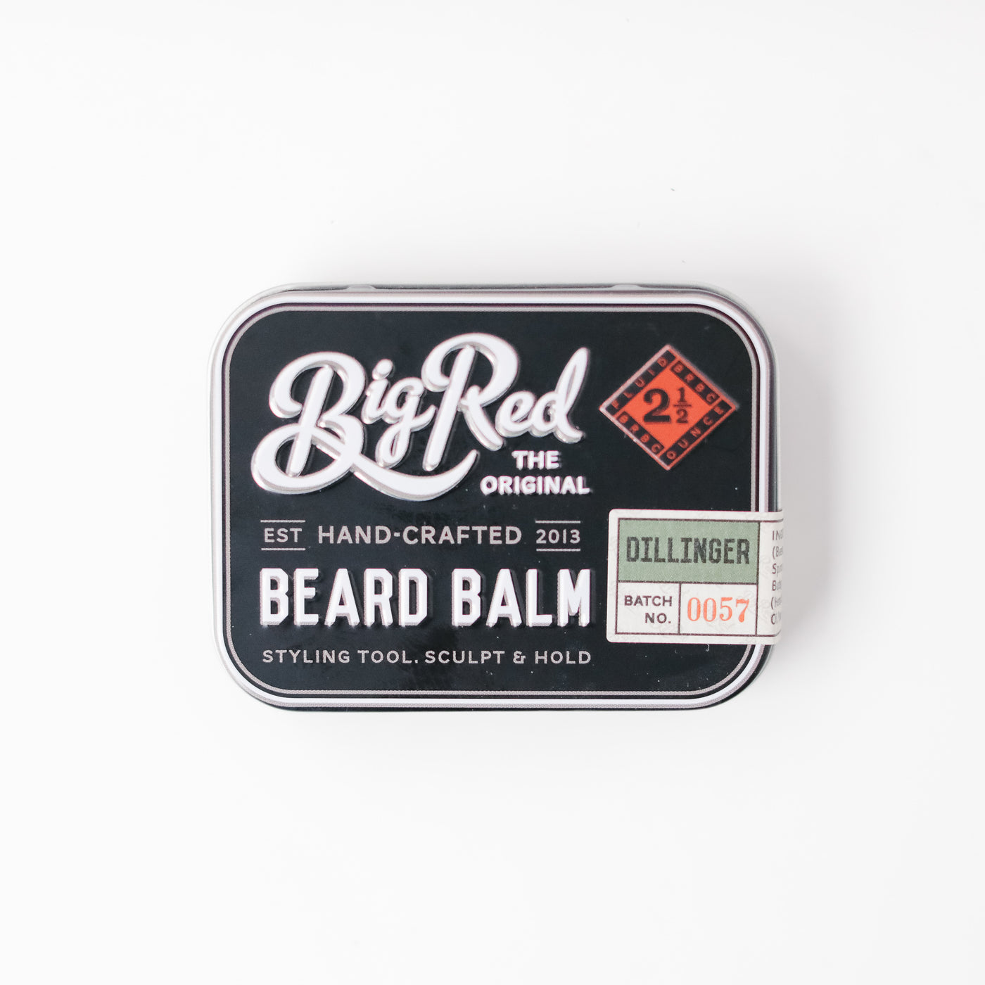 Big Red Beard Balm