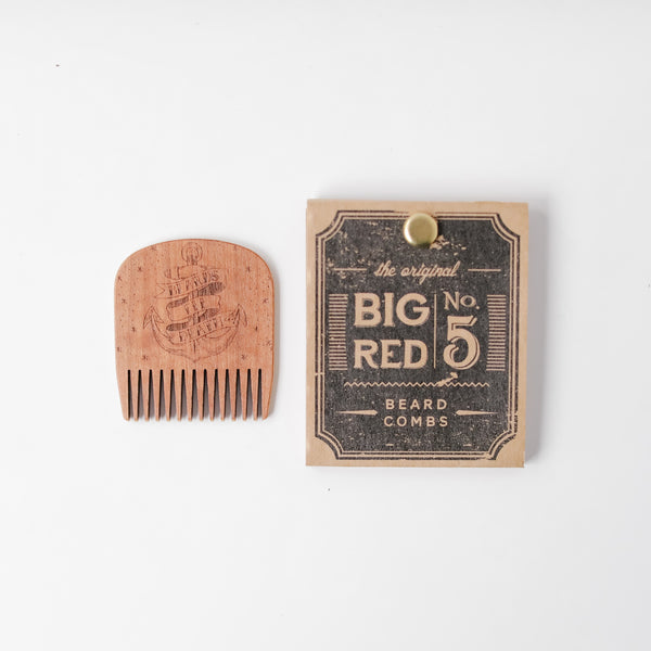 No. 5 Beard Comb