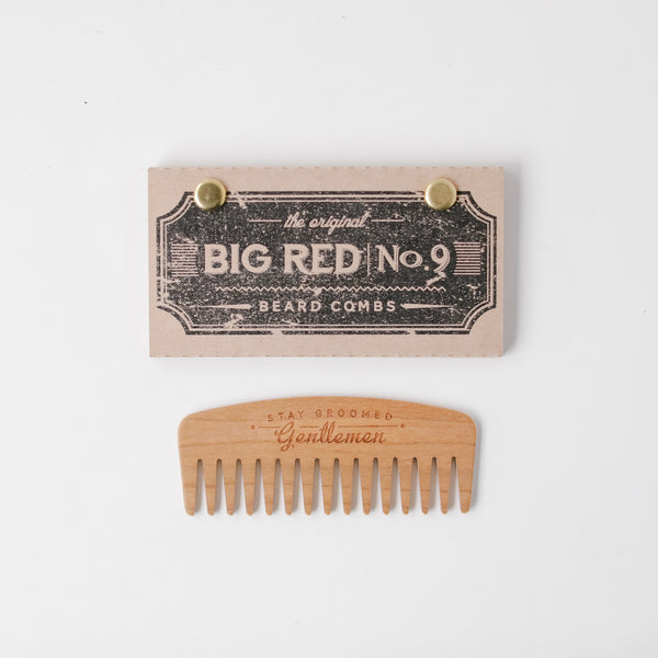 No. 9 beard comb