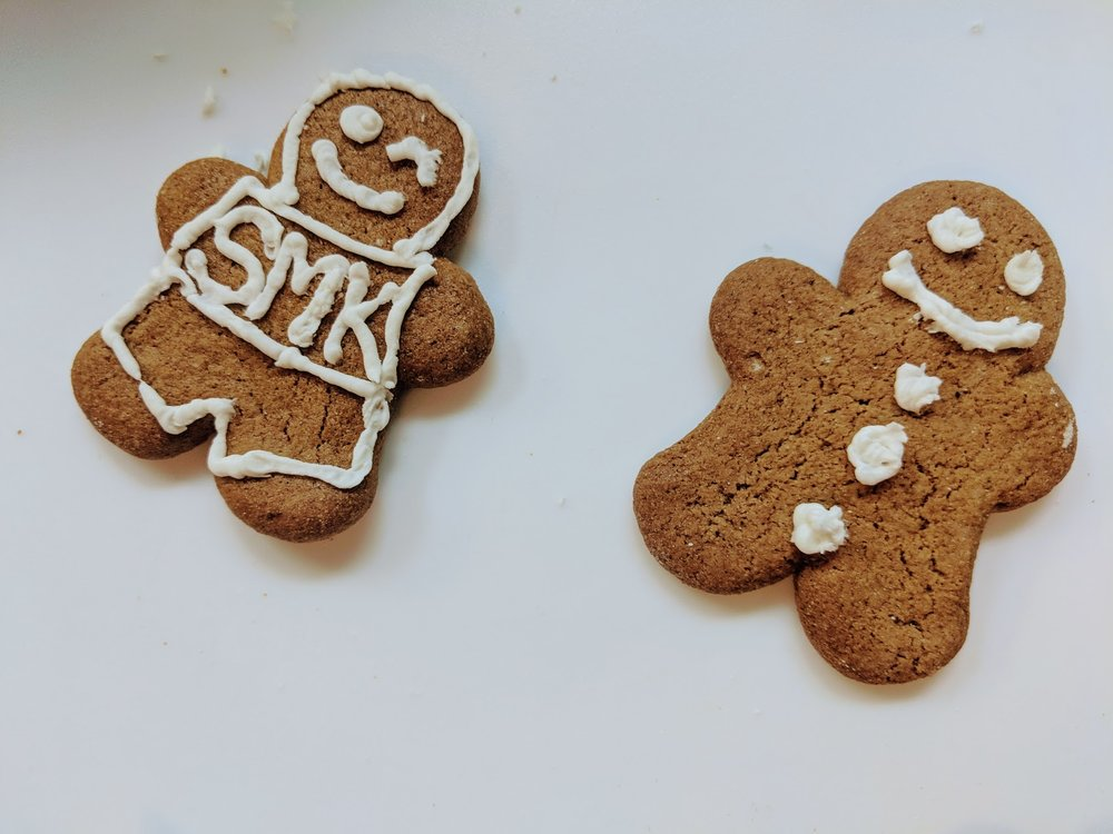 Gingerbread Men(Seasonal)