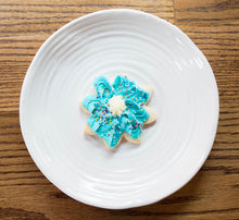Gluten Free Frosted Sugar Cookies