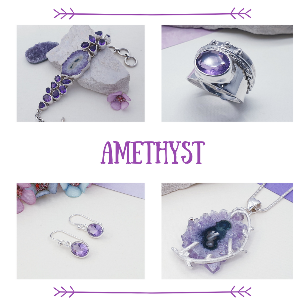 All about Amethyst, the Birthstone for February