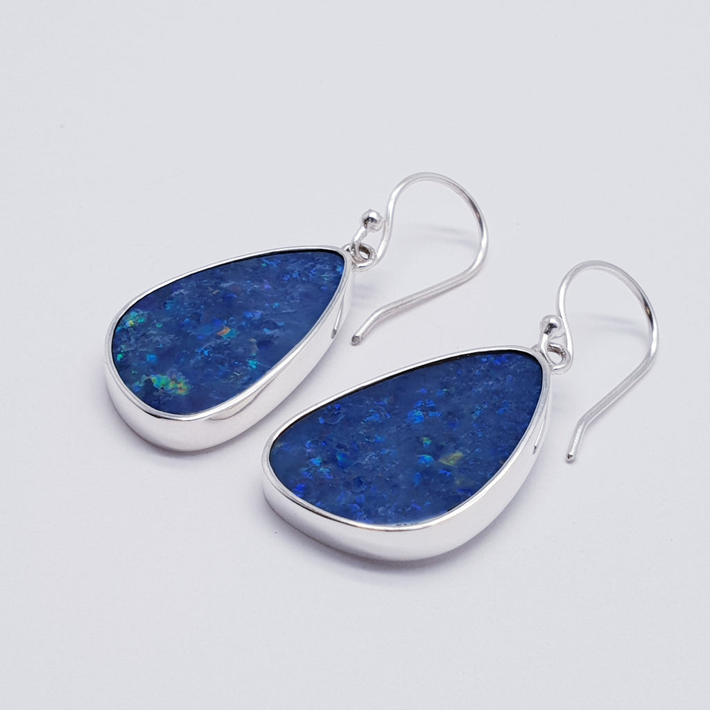 One-off Opal Large Earrings