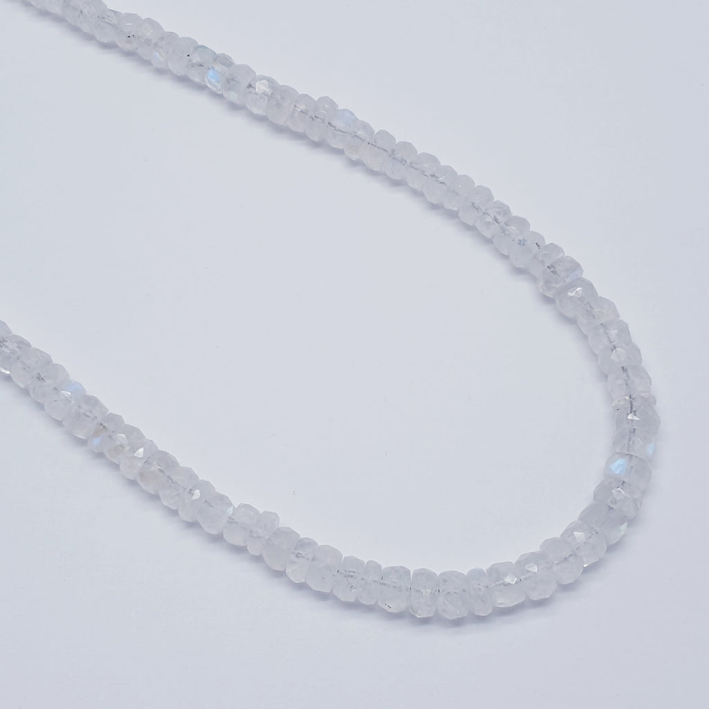 Moonstone Multi Bead Necklace