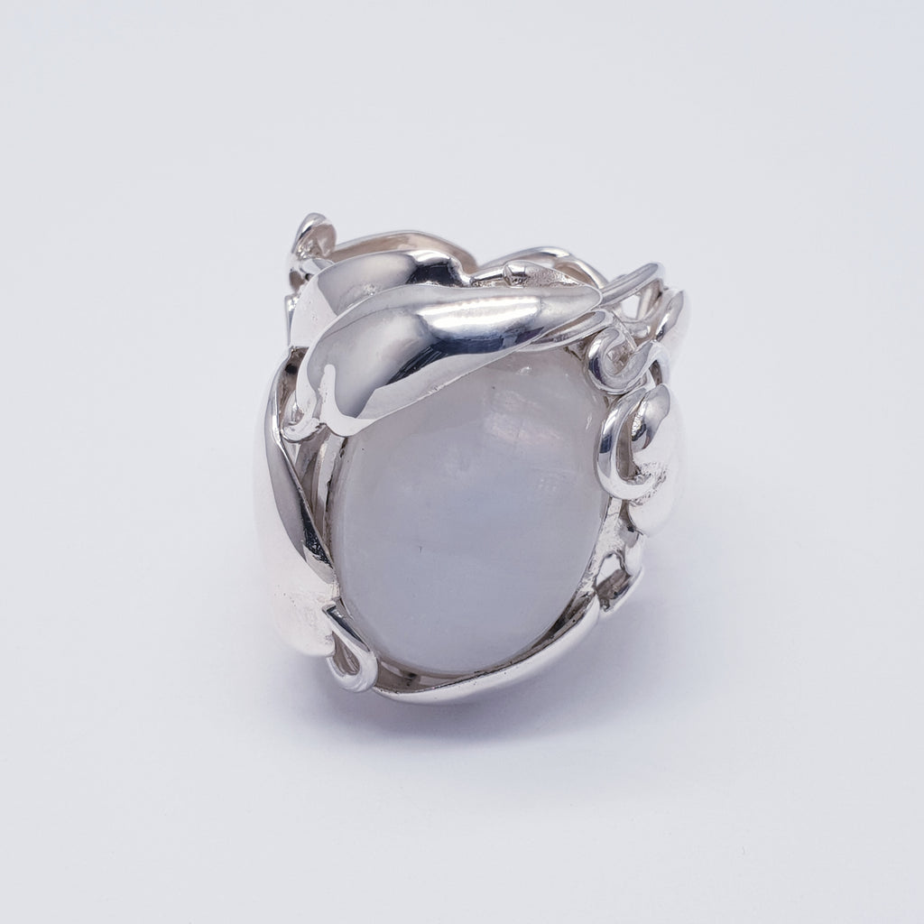 One-off Moonstone Mother Nature Ring