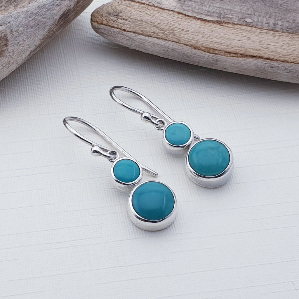 Turquoise Dakota Earrings