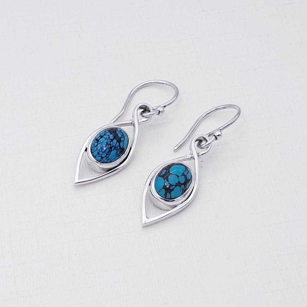 Turquoise Talula Earrings