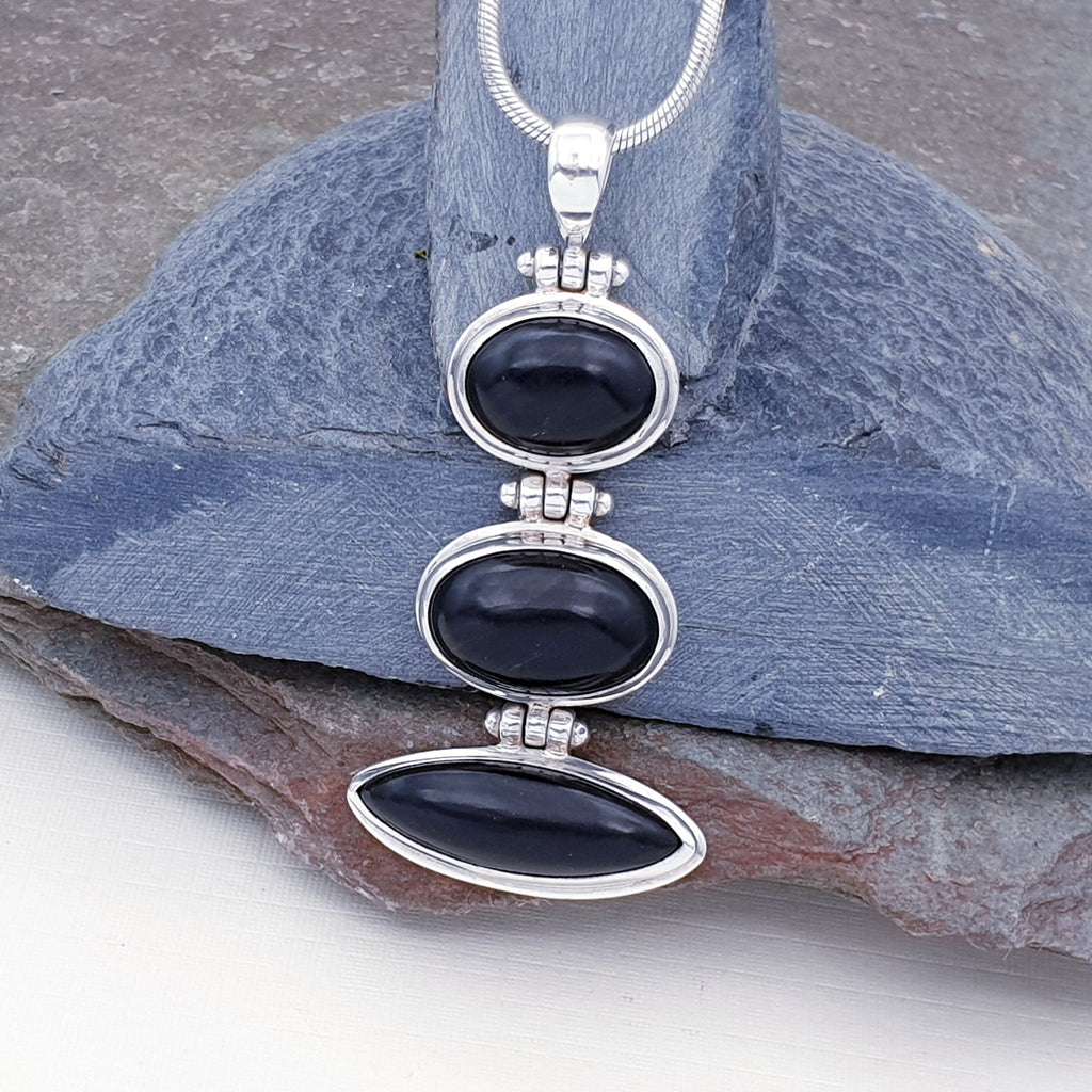 One-off Onyx Lalita Pendant