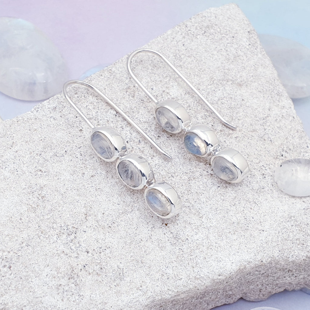 Moonstone Orla Earrings