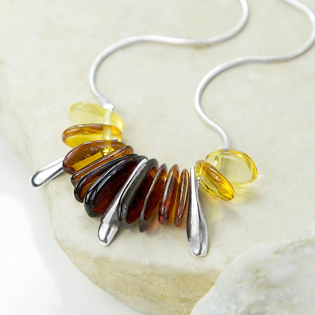 Amber Little Designer Necklace