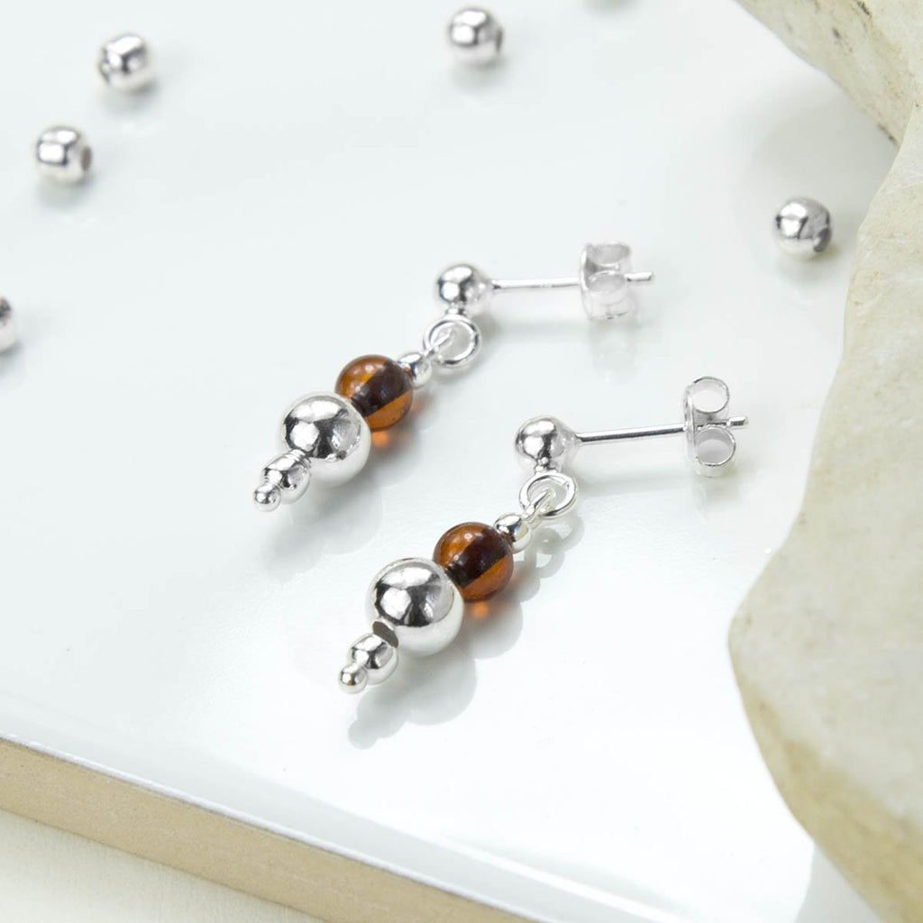 Amber Little Dream Drop Earrings