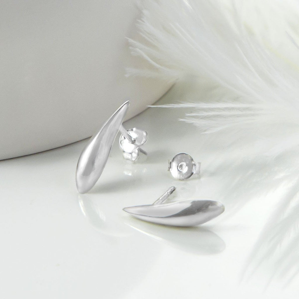 Silver Seed Studs