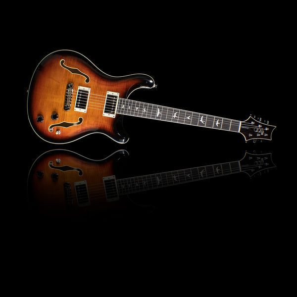 Paul Reed Smith PRS SE Hollowbody II Tri-Color Sunburst 2020 (D01781)