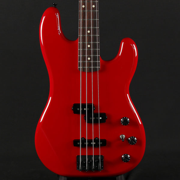 Fender Limited Edition MIJ Boxer Series Jazz Bass Torino Red (JFFJ20000055)