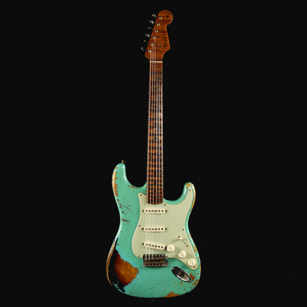 Paul Reed Smith PRS SE P20 PE20SAVB Satin Black Parlor Acoustic (D15688)