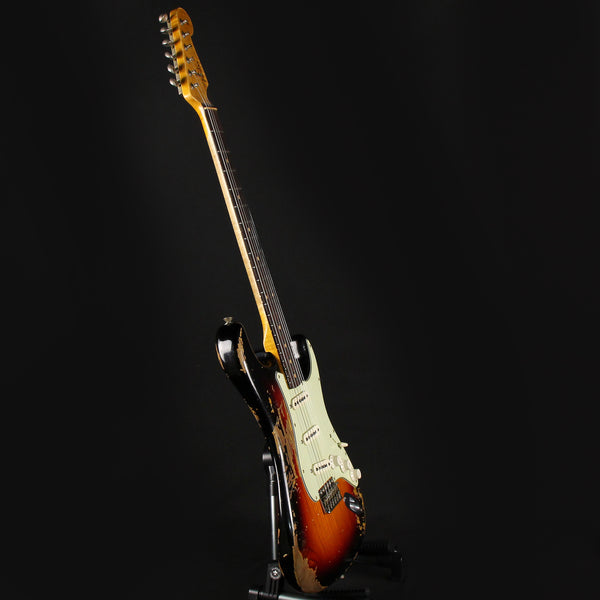 Fender Custom Shop Limited Edition '60s HR/CH Stratocaster Heavy Relic 3-Color Sunburst (R88764)