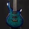 Sterling by Music Man Majesty MAJ200XQM Cerulean Paradise w/ DiMarzio Pickups (201125598)