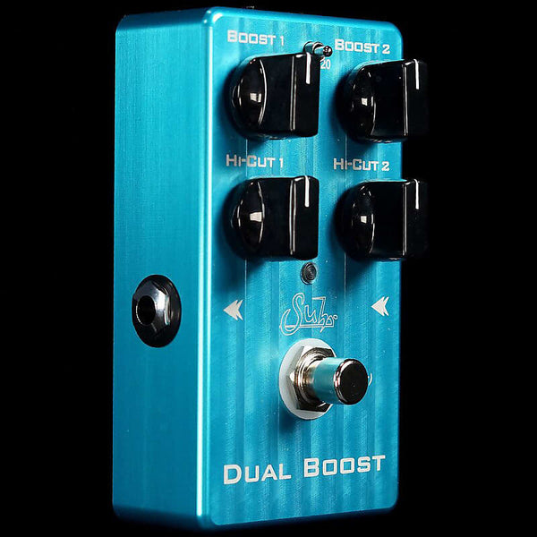 Suhr Dual Boost Transparent Clean Boost & Buffer