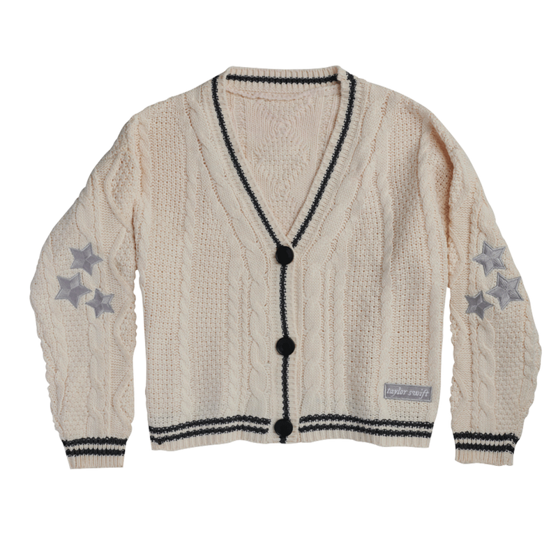 "the ""cardigan"" - limited edition"